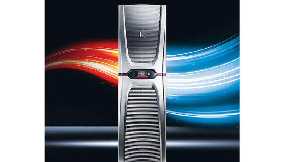 Kühlgerätegeneration Blue e+ liefert auf Hybridverfahren überraschend positive Ergebnisse.