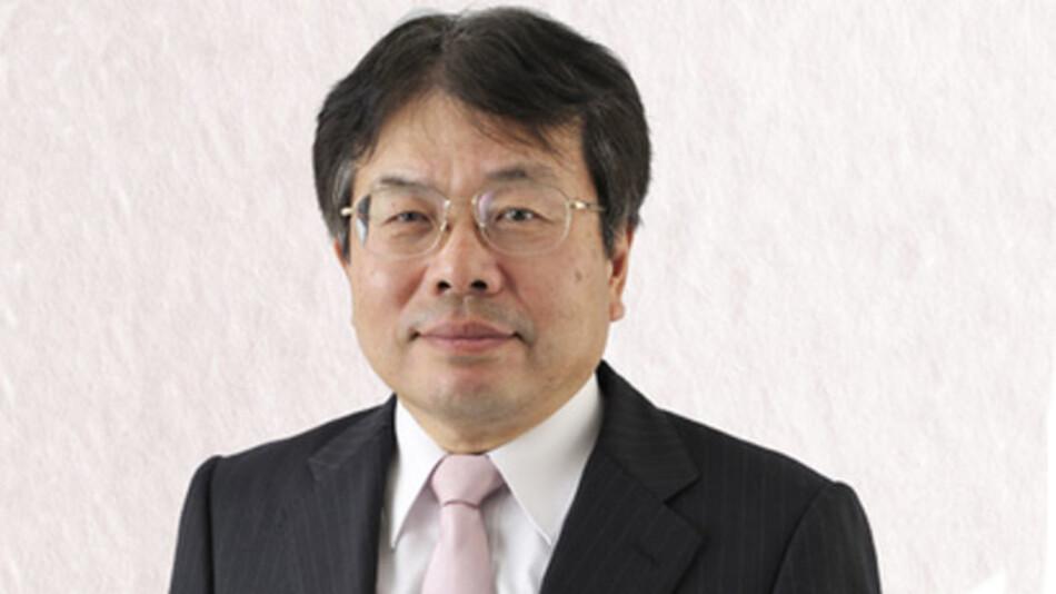 Der neue CEO von Renesas Electronics: Tetsuya Tsurumaru (61).