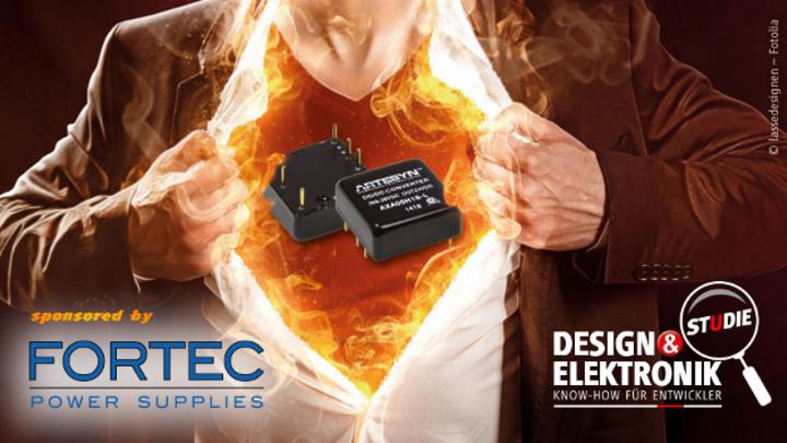 PCB-Stromversorgungs-Studie