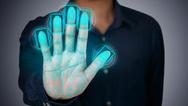 Schmuckbild Biometrie Fingerprint