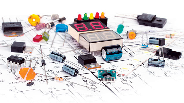 In der Stromversorgung sind Kondensatoren einfach, kompakt und kostengünstig.