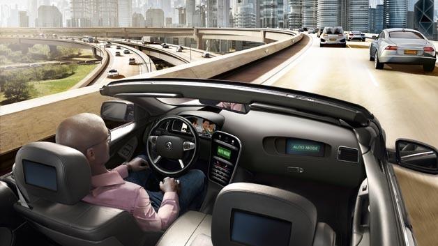 Bevor 2025 bereits Autobahnfahrten automatisiert erfolgen können, gilt es noch verschiedene Herausforderungen zu bewältigen.