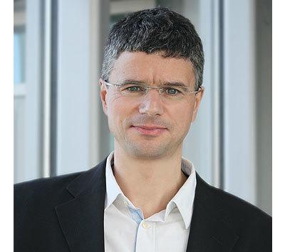 Stfan Fuchs, General Manager Germany bei Conrad Business Supplies.