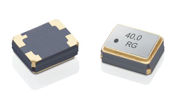 Bei einer Versorgungsspannung von 1,2 V bis 3,3 V zieht der »KXO-81« einen Strom von höchstens 1,5 mA.