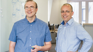 Howard Mattson und Douglas King, Siemens-Erfinder des Jahres 2015