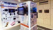 Avnet Memec - Silica zeigte als Sponsor des Colani-Trucks ein System zum sicheren Video-Streaming, das auf der Tibidabo-Plattform auf Basis eines i.MX 6Quad ARM Cortex-A9-Prozessor von NXP basiert.