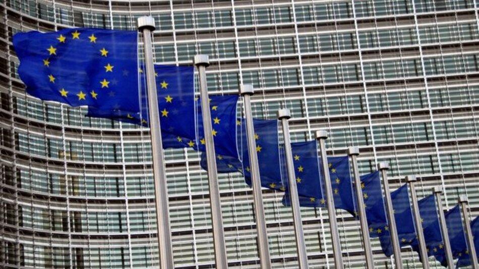 Sitz der Europäischen Union in Brüssel.