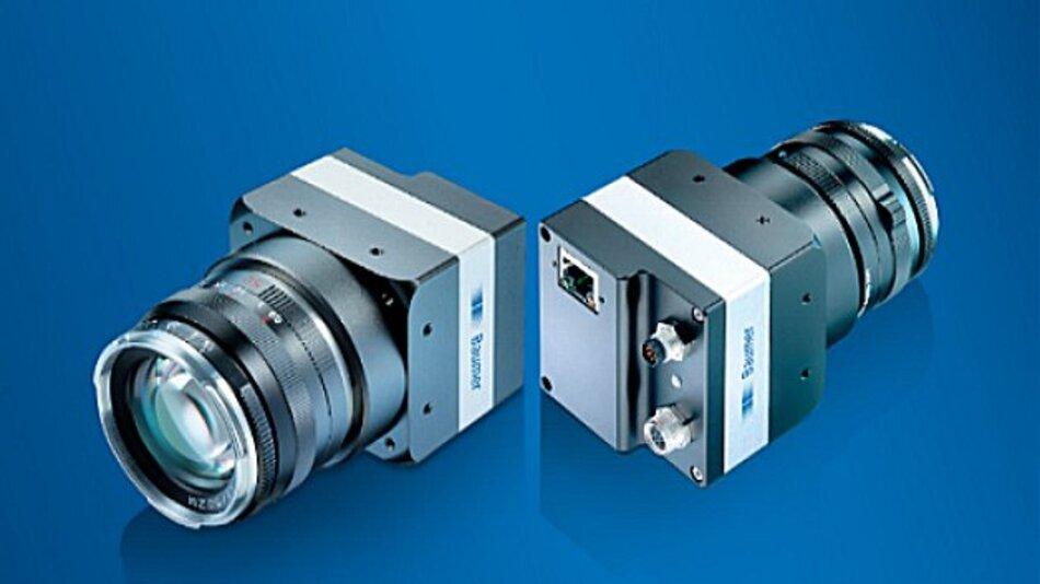 Die neuen LX-VisualApplets-Kameras ermöglichen eine integrierte, applikationsspezifische Bildvorverarbeitung direkt im Kamera-FPGA, um Bilddaten mit hoher Auflösung und Geschwindigkeit effizient und kostengünstig zu verarbeiten.