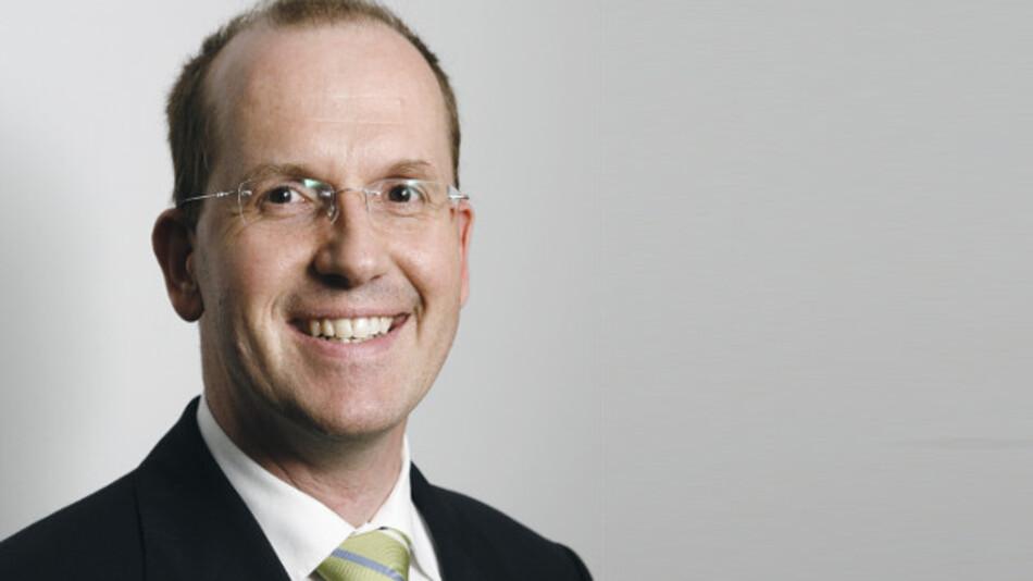 Dr.-Ing. Ronald Schnabel, Geschäftsführer der GMM