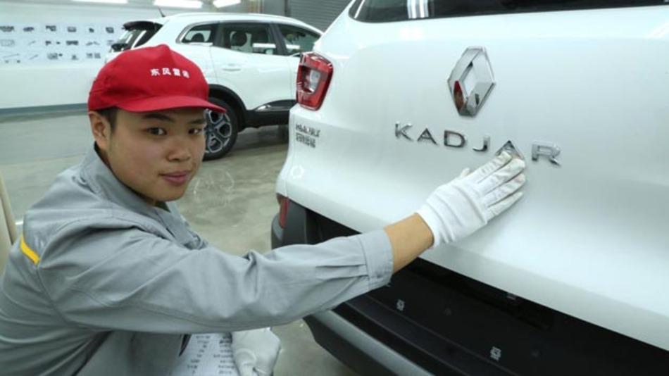 Das Joint Venture Dongfeng Renault Automotive hat mit einem Werk in Wuhan seine erste Fertigungsstätte in China eröffnet.