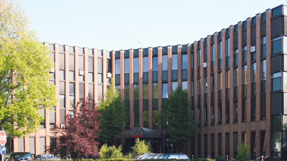 Bild 1. Am Standort in Düsseldorf hat Toshiba sein Automotive-Geschäft gebündelt und eine neue Business Unit gegründet.