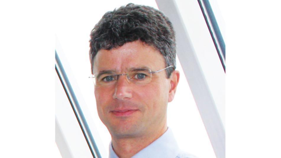 Stefan Fuchs, Conrad  »Mit unserem Angebot in der Automatisierungstechnik bieten wir Lösungen für den kleinen Geldbeutel bis hin zum  vollprofessionellen System.«