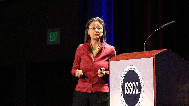 Dr. Sophie Vandebroek, CTO von Xerox: »Das Internet of Everything wird auf jeder Ebene mehr Chips brauchen.«