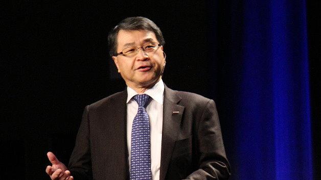 Seizo Onoe, Executive Vice President und CTO von NTT Docomo: »Für 5G sind auch Beiträge seitens der Halbleiterindustrie notwendig, wie beispielsweise HF-Komponenten für eine große Vielfalt von Frequenzbändern und Bandbreiten.«