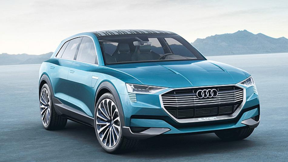 Die OLED-Technologie nimmt künftig in der Fahrzeug-Lichttechnik einen wichtigen Platz ein.