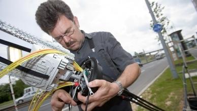 Ausbau Breitband Internet DSL Deutsche Telekom