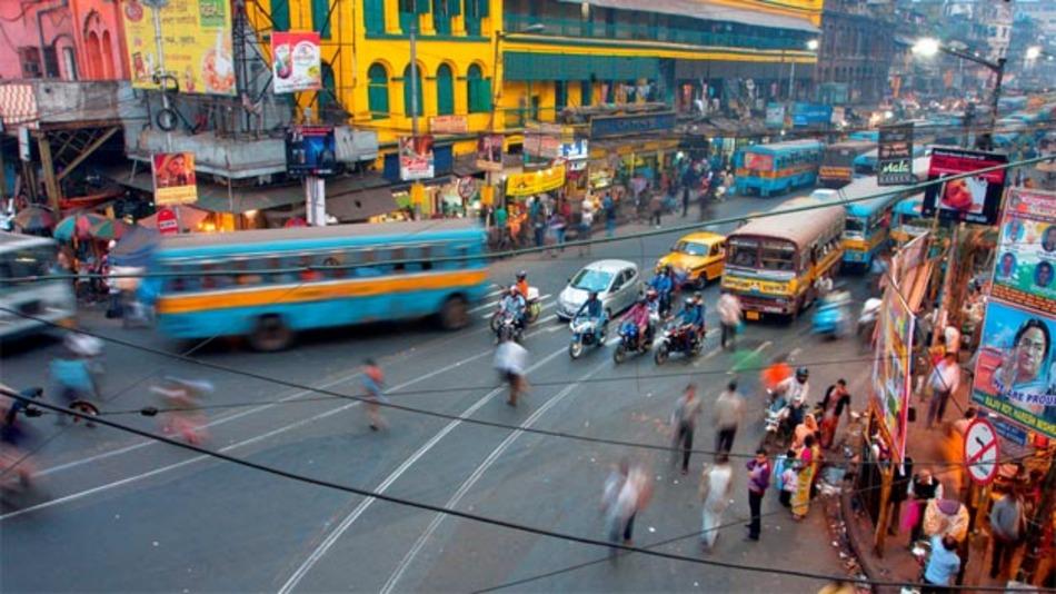 Gemäß dem Motto »In der Region für die Region« entwickelt Bosch für Indien lokale Vernetzungslösungen.