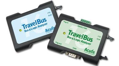 Kompakt und mobil - die TravelBus-Module von Acute