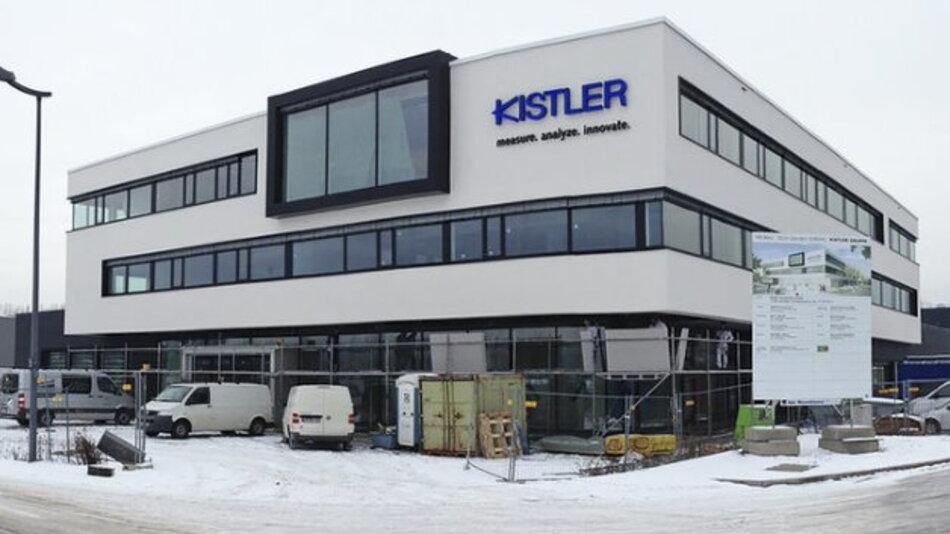 Kistlers Europa-Hauptsitz in Sindelfingen