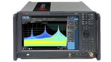 Die neuen Signalanalysatoren der X-Serie von Keysight Technologies bieten eine komfortablere Benutzeroberfläche, mehr Leistung und neue Funktionen