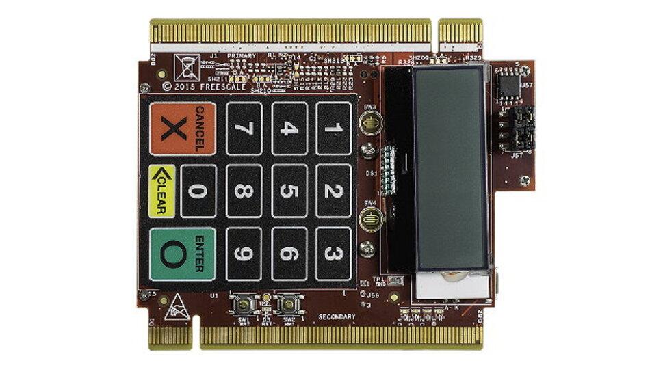 Das TWR-POS-K81 ist ein POS-Referenzdesign, mit dem sich der Zertifizierungsprozess nach dem PCI-Standard (Payment Card Industry) deutlich beschleunigen lässt.