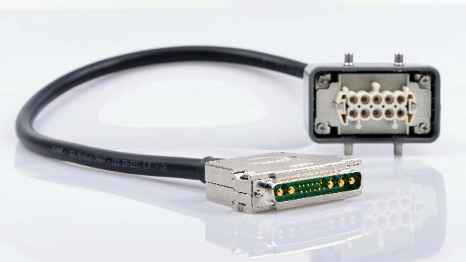 Kabelkonfektion für anspruchsvolle industrielle Anwendungen