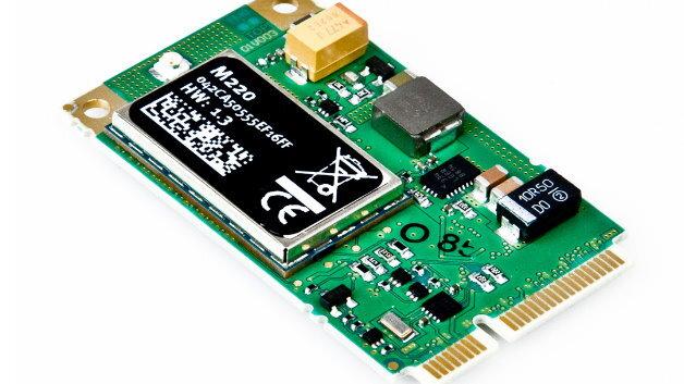 Mit »rapidM2M M220« bietet Microtronics ist ein sehr genügsames Modul zur mobilen Datenübertragung an.