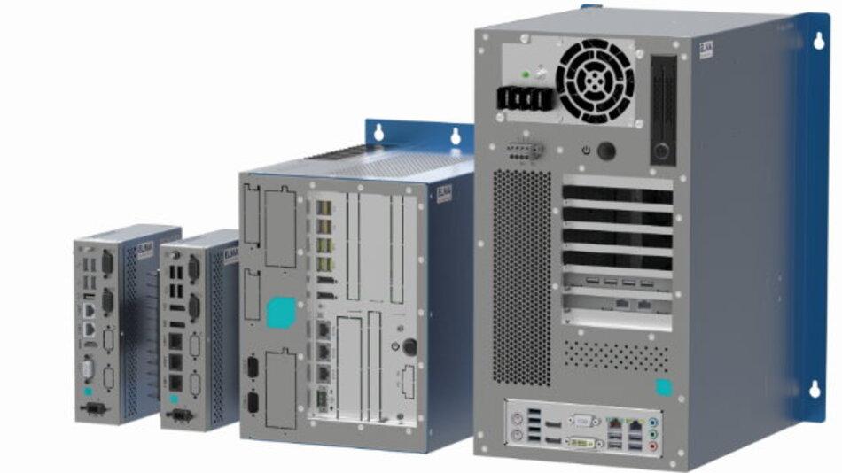 Die ProSys-Familie von Elma Electronic ist für Industrieautomation konzipiert.