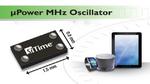 Extrem stromsparender MHz-Oszillator auf MEMS-Basis