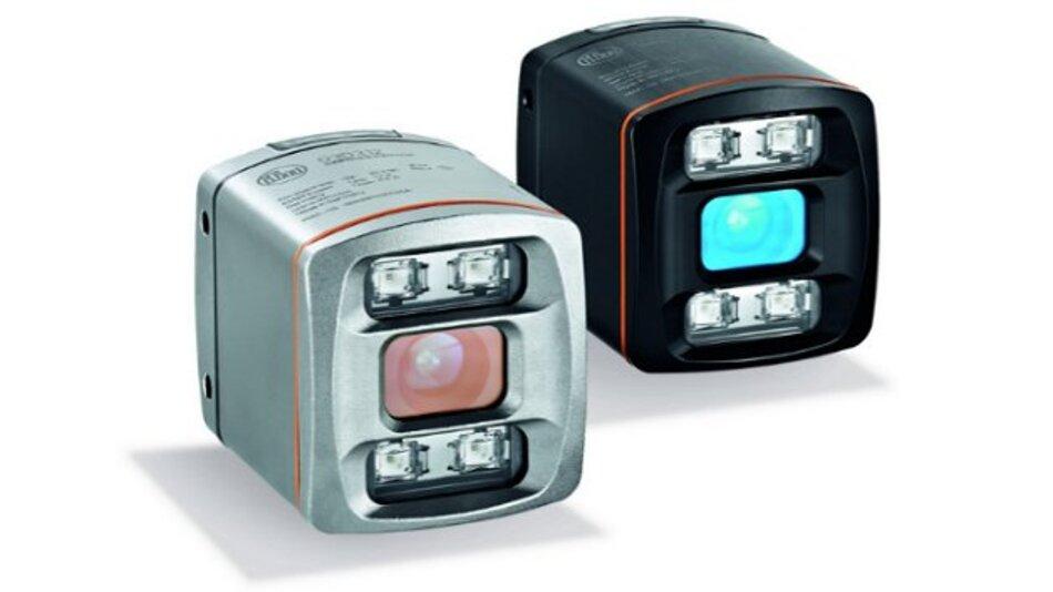 In einem robusten Aluminiumgehäuse ist die 3D-Kamera O3D von ifm electronic untergebracht.