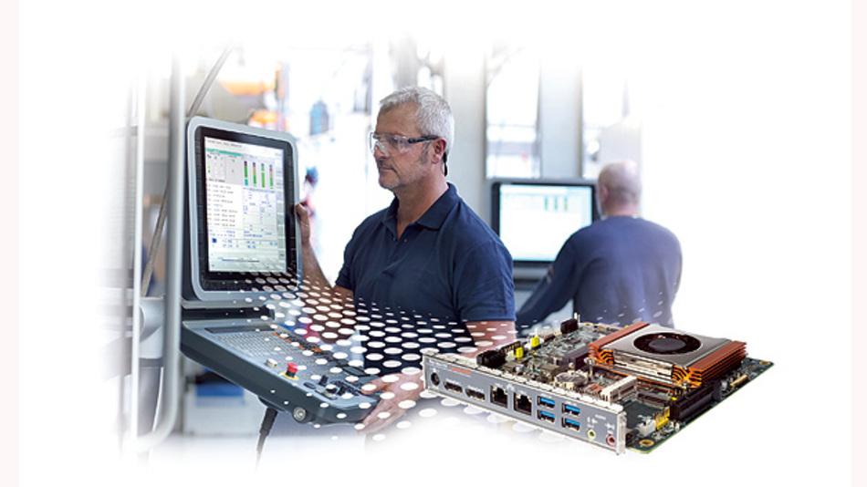 Einsatz der Industrie-System-Boards im IoT- und Industrieumfeld.