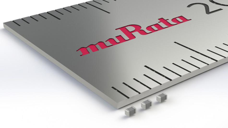 Die neuen Kondensatoren im 0201-Format können die Herstellung kompakterer Geräte ermöglichen.