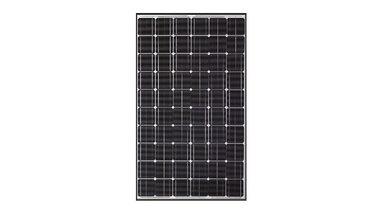 solarwatt glas glas module mit 300 wp leistung elektroboerse. Black Bedroom Furniture Sets. Home Design Ideas