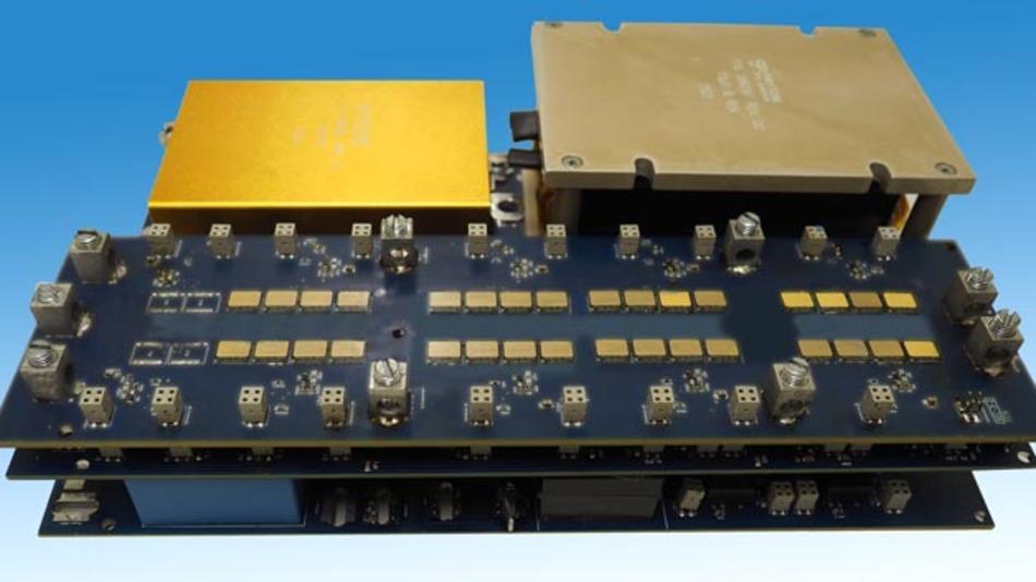 Das EV-Ladegerät von Hella und der Kettering University ist mit GS66516T Transistoren von GaN Systems ausgerüstet.
