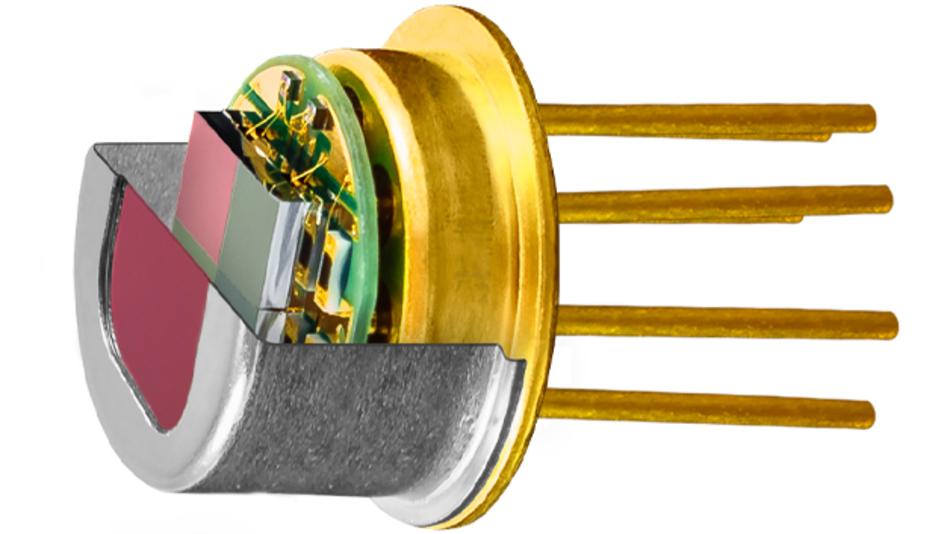Der Infratec LRM-254 ist ein vierkanaliger Detektor zur Analyse von Gasen.