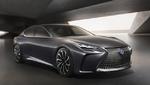 Neue Details zum Lexus-Flaggschiff mit Brennstoffzellen-Antrieb