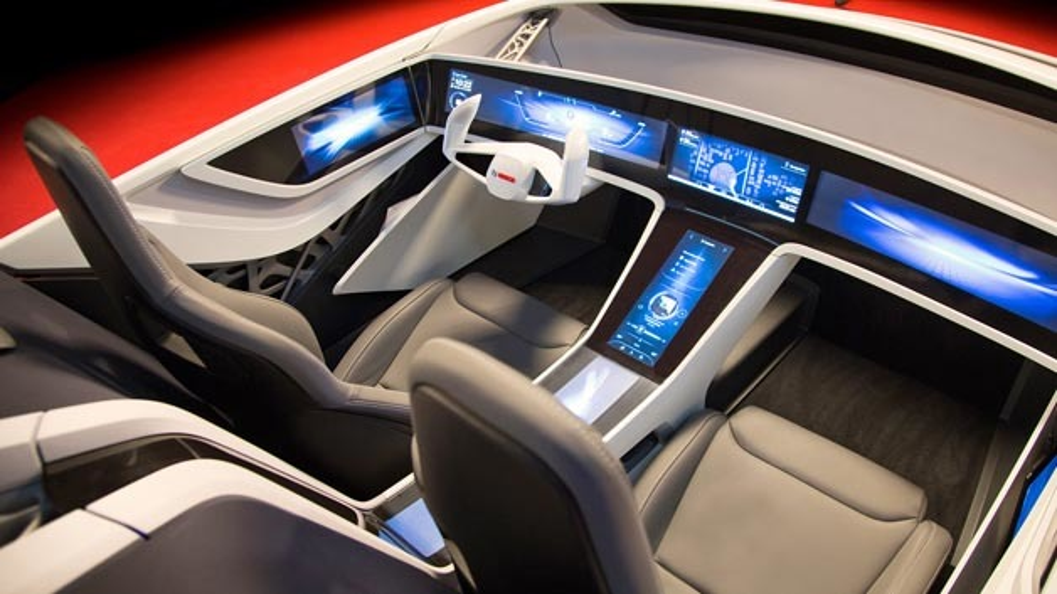 Bis 2020 sollen weltweit über 160 Millionen vernetzte Fahrzeuge unterwegs sein.
