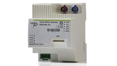 Das Smart-Meter-Gateway S 560 von Landis+Gyr ist eines der Gateways, das im Feldtest von EnBW zum Einsatz kommt.