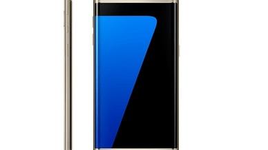 Samsung Galaxy S7 in Gold