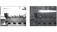 Einzelbildaufnahme von Bildszenen mit extremen Lichtgegensätzen