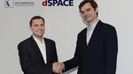 dSpace und Intempora schließen strategische Partnerschaft