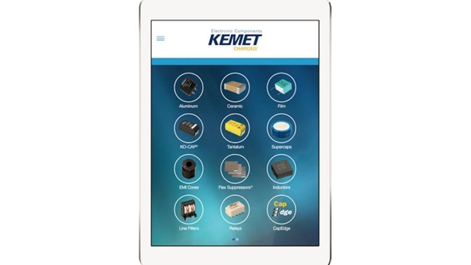 Eine Mobile-App für Elektronikentwickler für die zeitsparende Suche nach Elektronikbauteilen