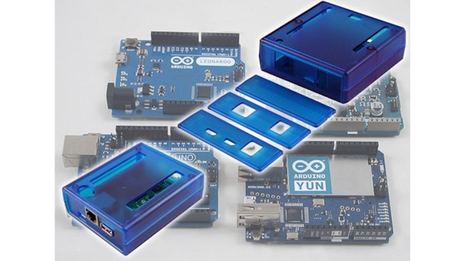 Gehäuse für Arduino- und BeagleBone-Platinen