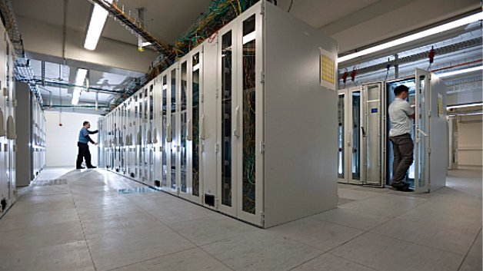 Das Rechencluster »Atlas« im Max-Planck-Institut für Gravitationsphysik in Hannover