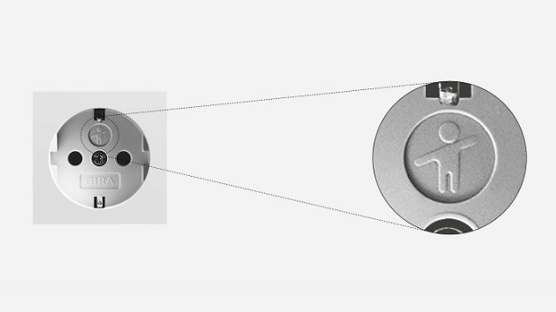 r ckrufaktion gira ruft steckdosen zur ck elektroboerse. Black Bedroom Furniture Sets. Home Design Ideas