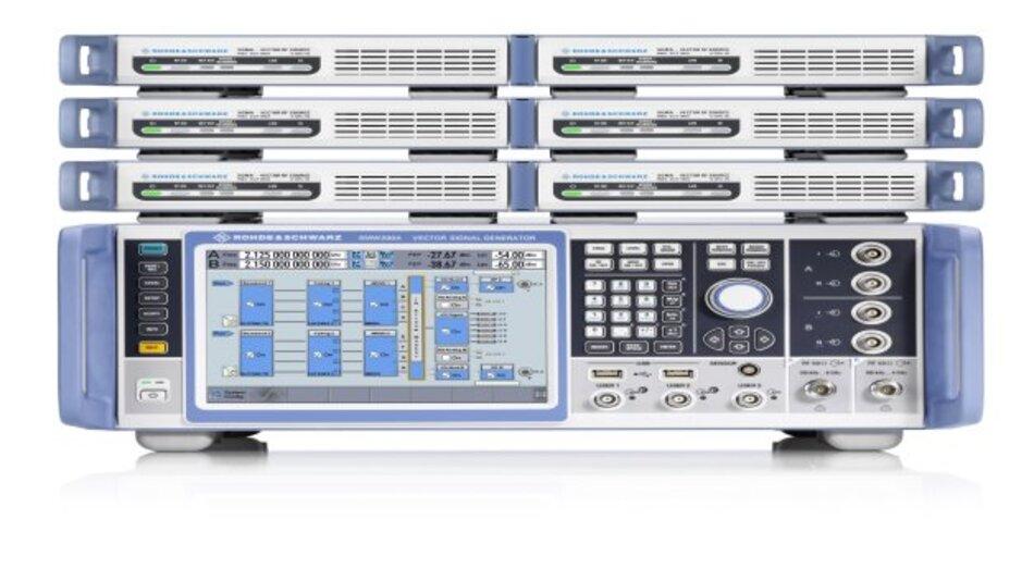 Vektorsignalgenerator SMW200A
