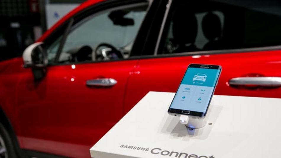 Die Partnerschaft von Here und Samsung gilt nun auch für das neue Connected-Car-Ökosystem der Koreaner.