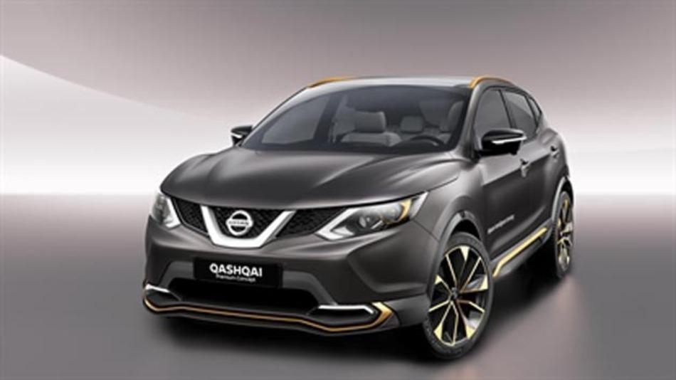 Der Nissan Qashqai wird ab 2017 teilautomatisierte Fahrfunktionen aufweisen.