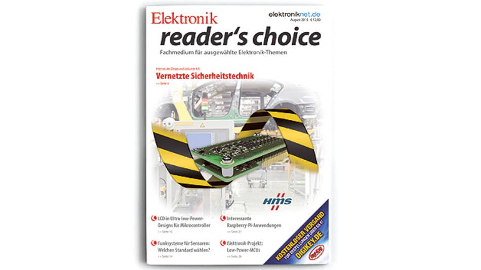 Elektronik reader´s choice
