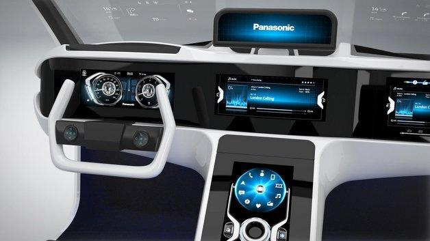 Das Advanced Cockpit Concept 2020  soll 15 Gesten zuverlässig erkennen.